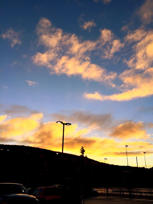 Sky Sunset Cloud - Sky Car Transportation No People Mode Of Transport Outdoors Nature Beauty In Nature Day Scenics Beauty In Nature Nature Sunset_collection Sunset Silhouettes Sunset #sun #clouds #skylovers #sky #nature #beautifulinnature #naturalbeauty #photography #landscape Clouds And Sky Cloud Clouds Cloudscape Sunsets Sunset And Clouds  Sunsetlover Sunset_captures