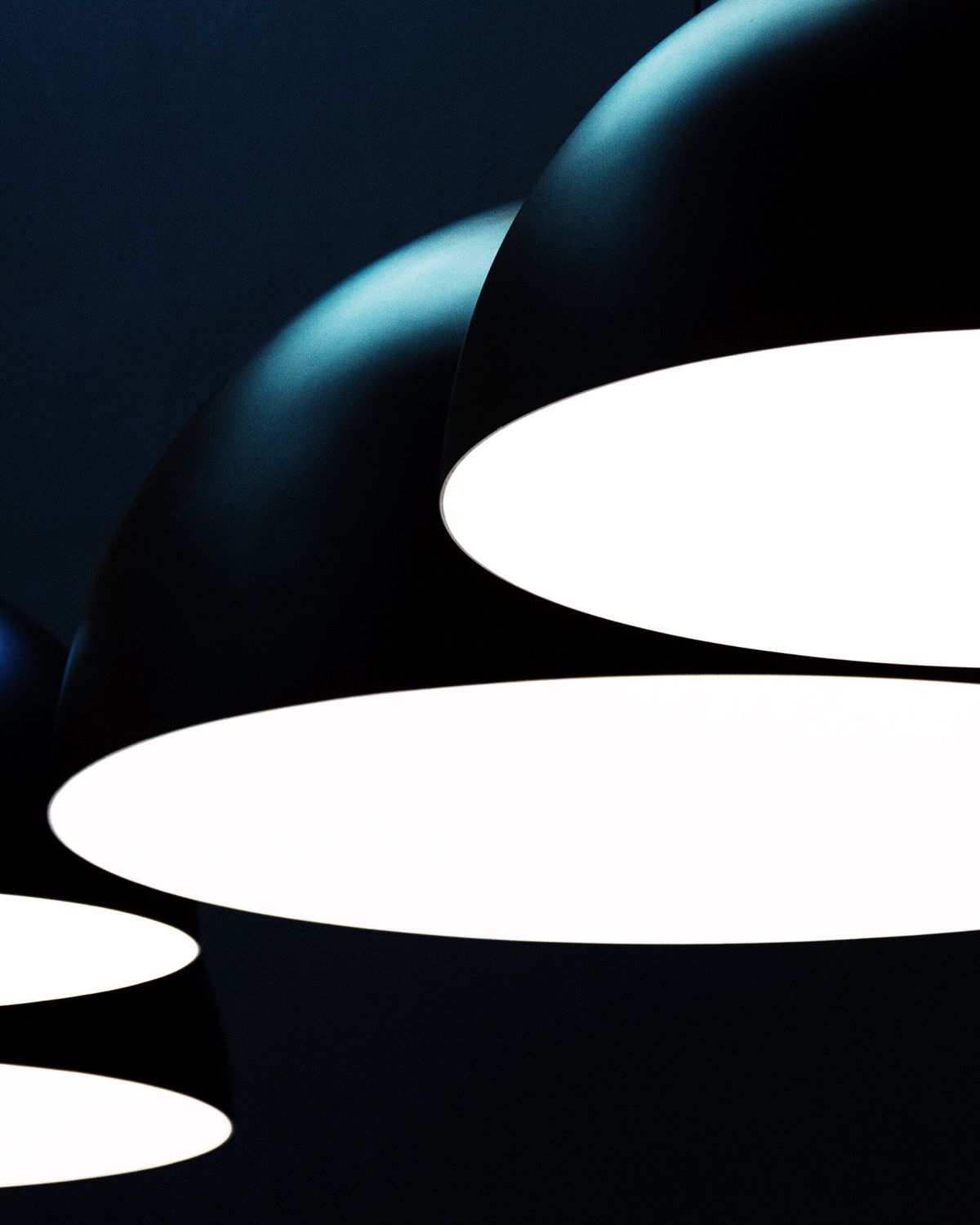 close-up no people illuminated Black Background indoors Low angle view Modern technology