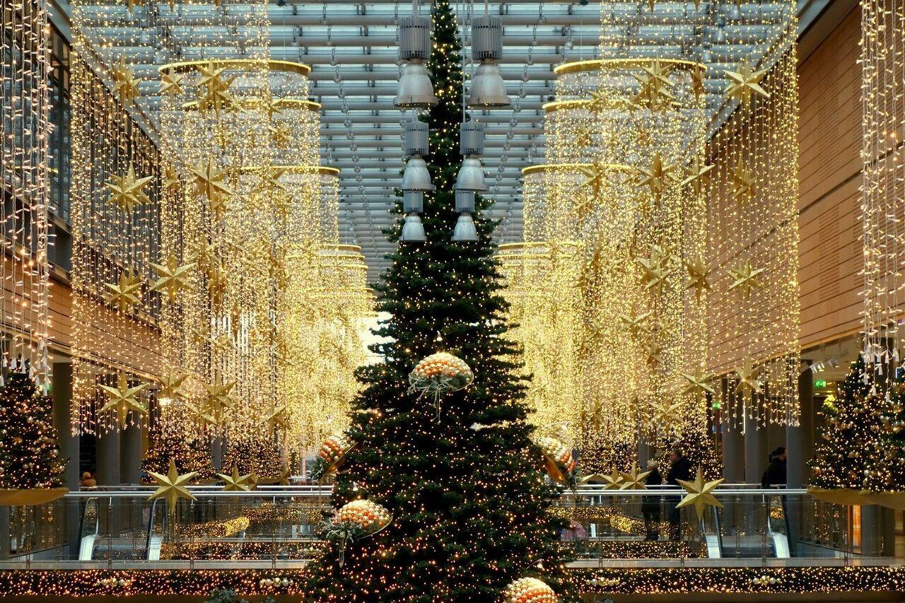 Christmas Tree Christmas Lights Christmas Tadaa Community