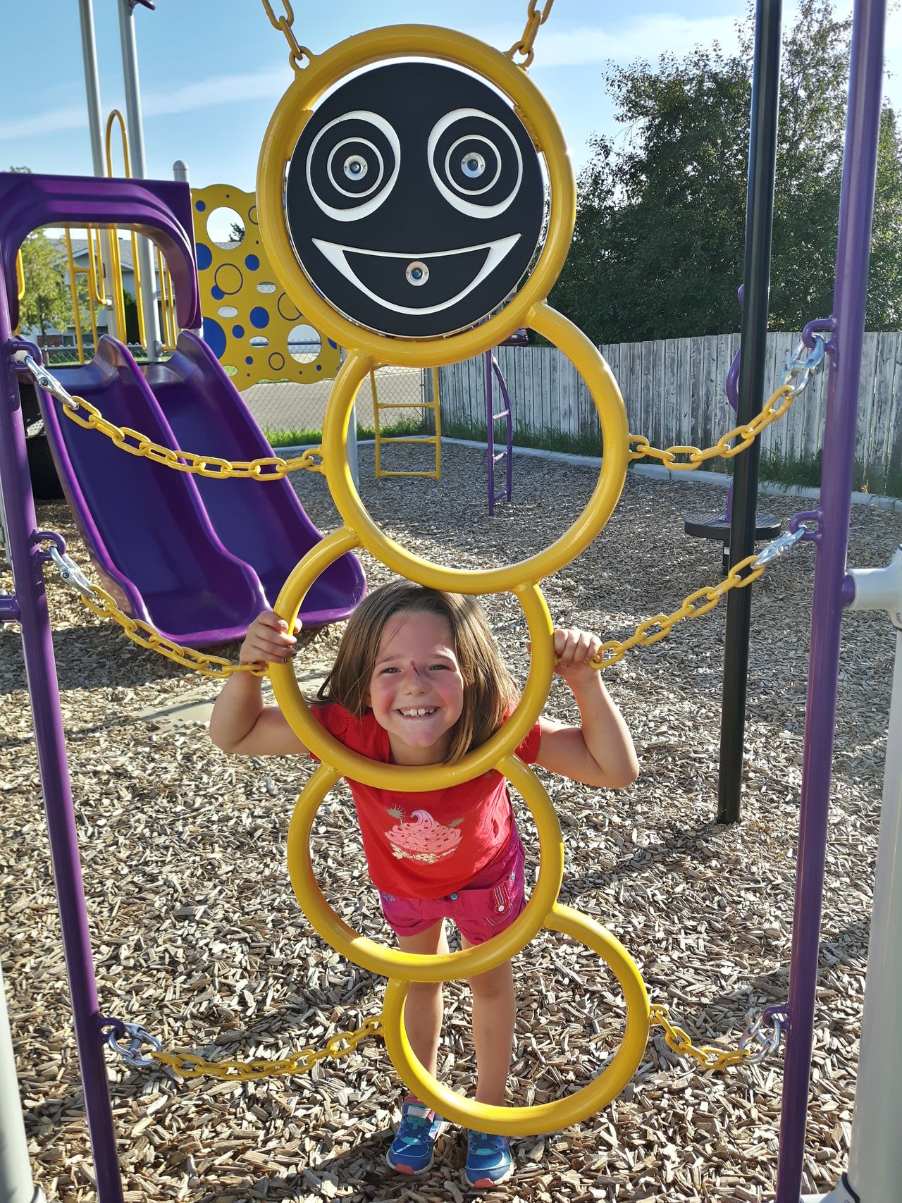 Sunshine Samsung Galaxy S5 Neo Spruce Grove, Alberta Cute Kid Child At Park Peek A Boo Daughter Park Playing At Park Smiles