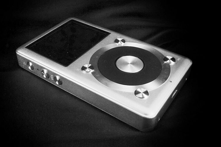 my mp3, Fiio x1. Sony Rx100m4
