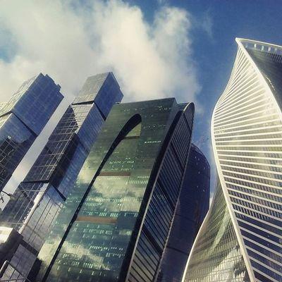 Moscowcity Skyscraper