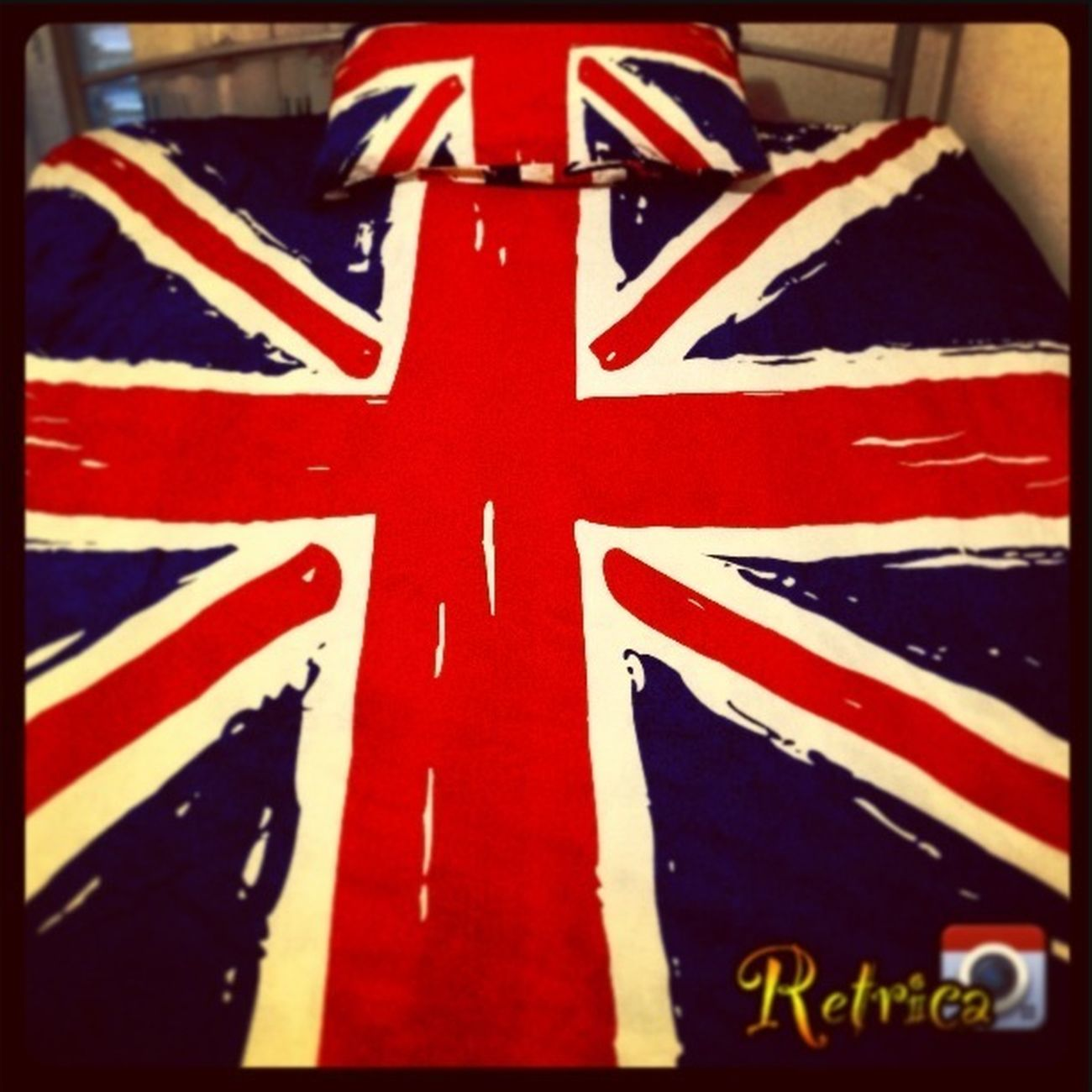 My Bed Union Jack