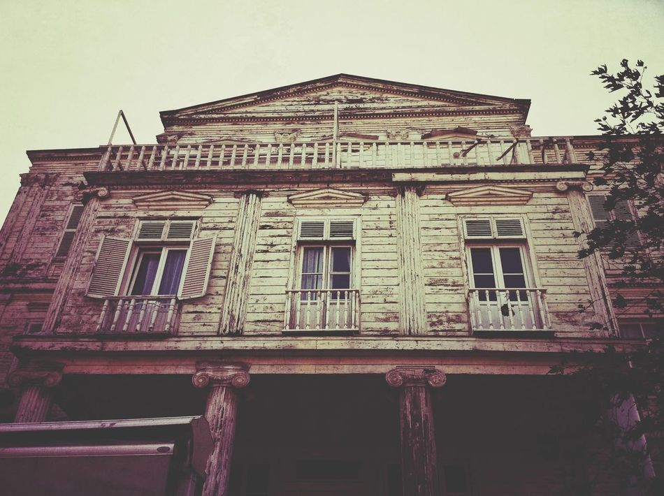 Photography At Burgazada Living History Oldbuilding