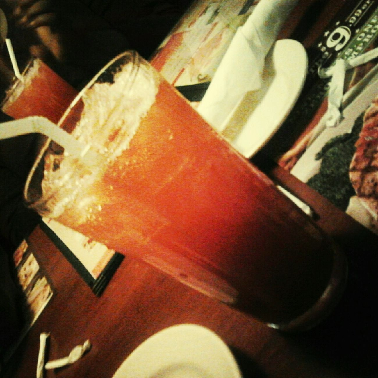 Me and my bumpkin had the same drink sunday :) #suckerPunch