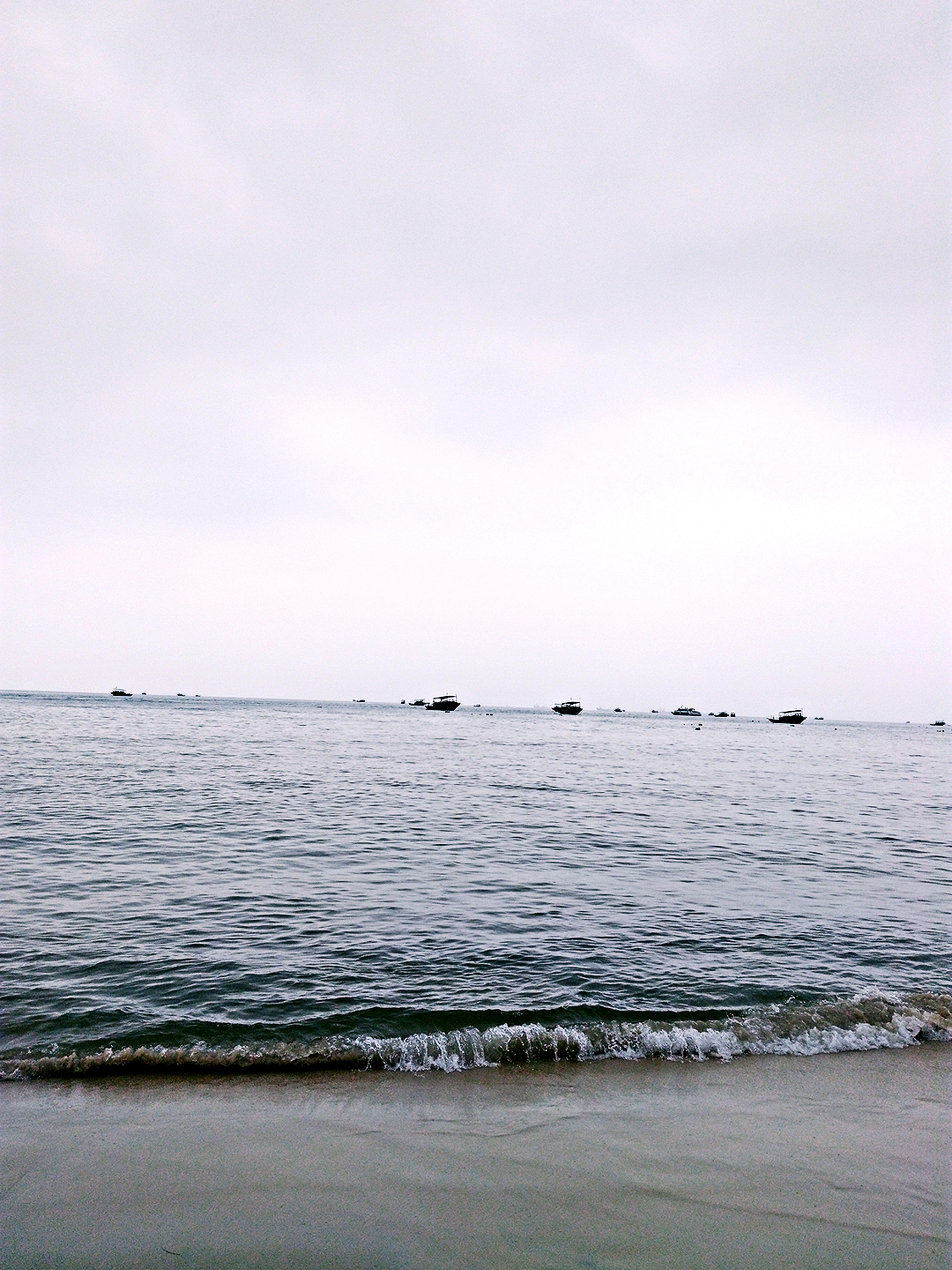 Guangdong 巽寮湾 Guangdong China Guangdong Style Sea Sea And Sky Sea_collection Sea View 沙滩 海大スキ 海 海岸 宽广 Sea Life EyeEmNewHere