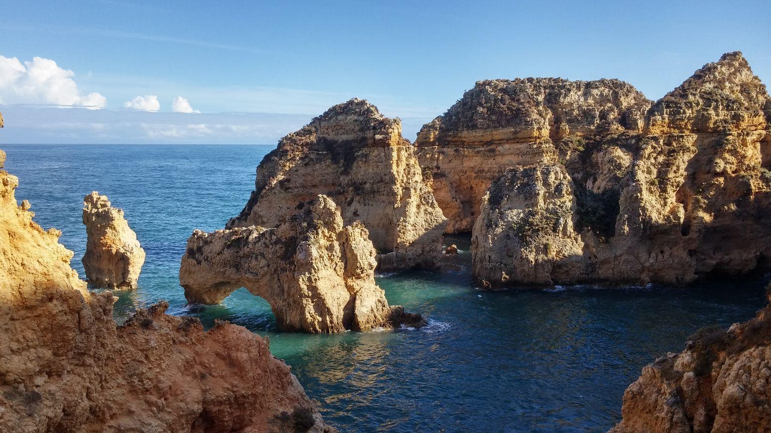 Ponta da piedade Sunbathing Relaxing Sea