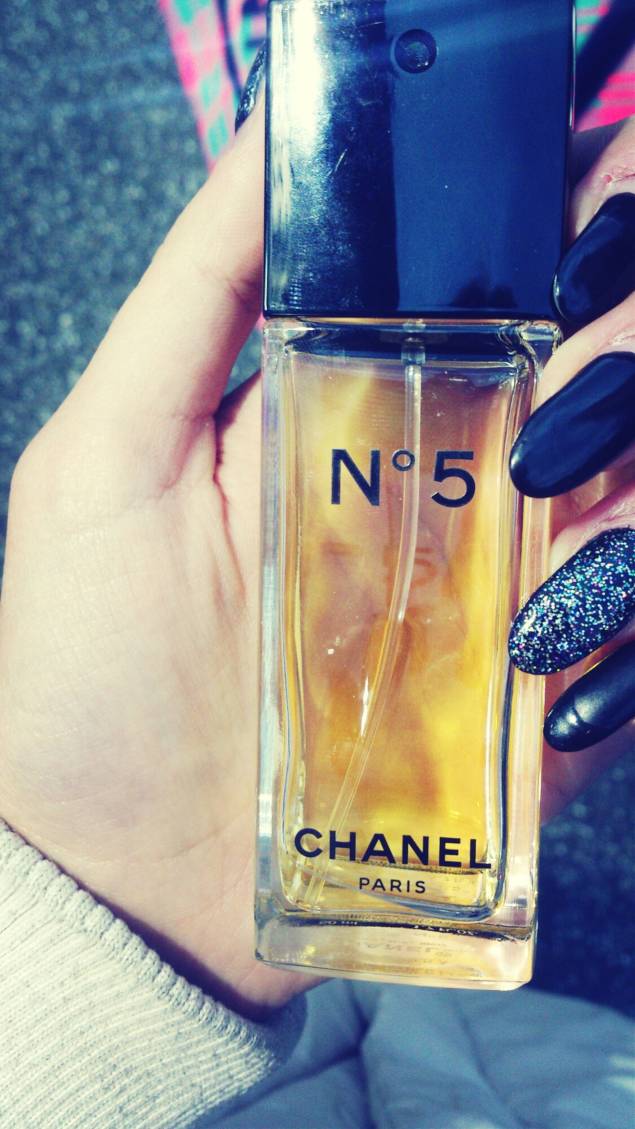 Relaxing Parfume Chanel No5