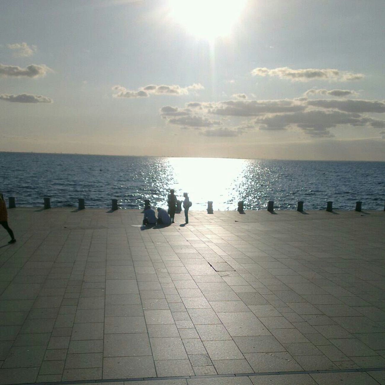 evening sun Nofilter