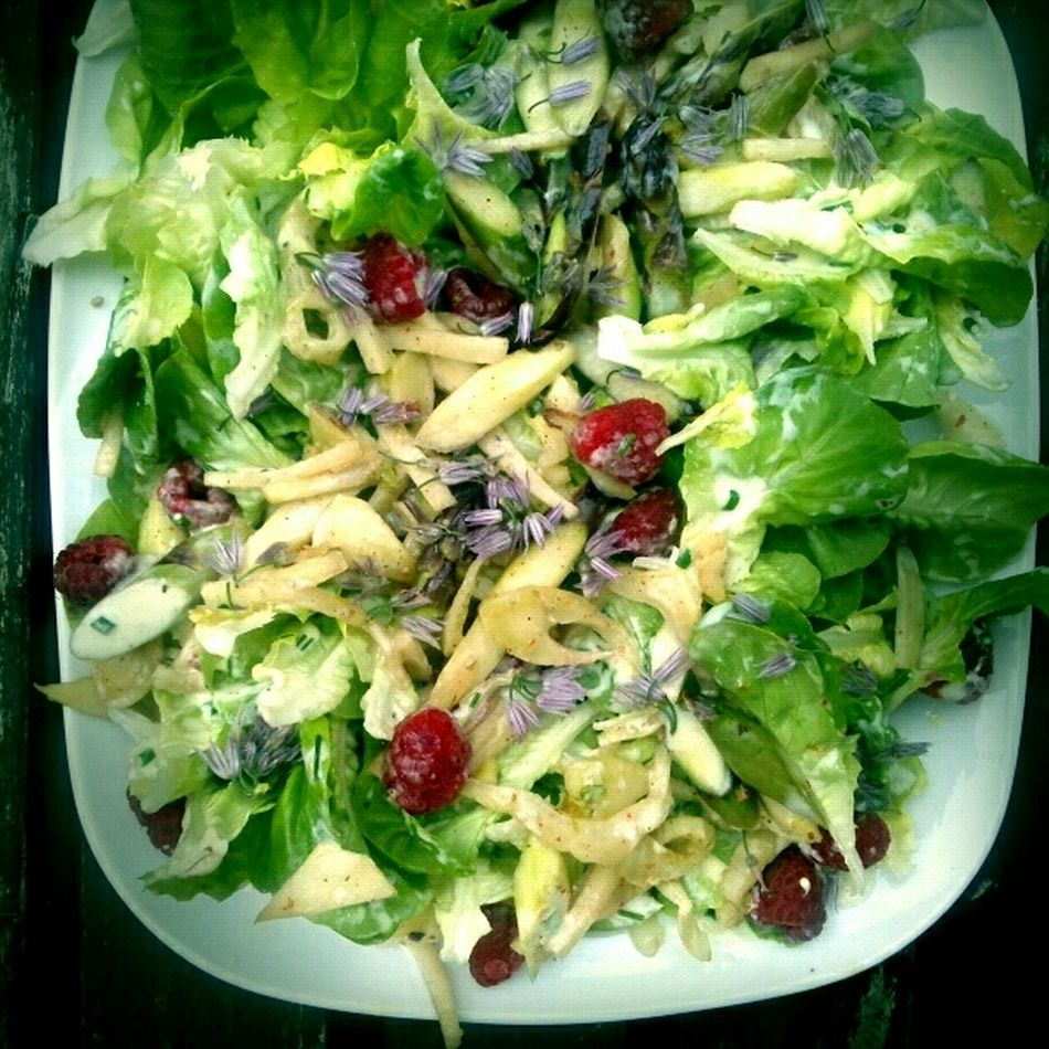 just another salad Salad Yummy Food Fresh Produce Organic Veggie Fresh And Clean Thx4cooking