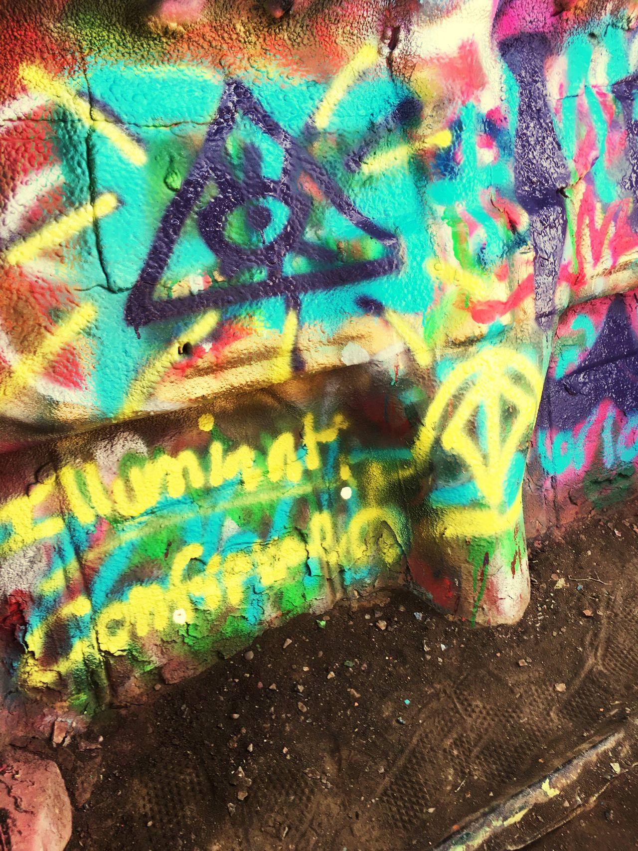 Car Graffitti Art Urban Graffiti Colors Illuminati