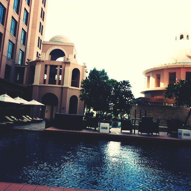 Relaxing .. @ Dubai