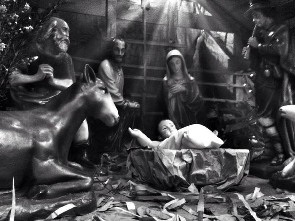 Baby Jesus Was Born