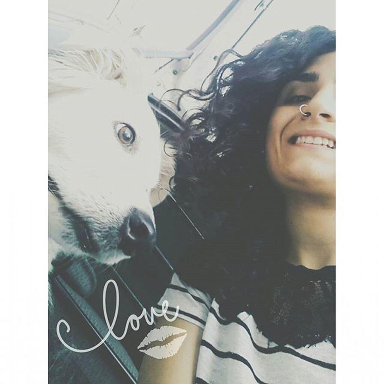 .☆. Love Amore Mio Loveofmylife Friend Bestfriends Bestfrindforever Bff Dog Pet Pets Dogsofinstagram Animal Animalover Smile Always Soymix