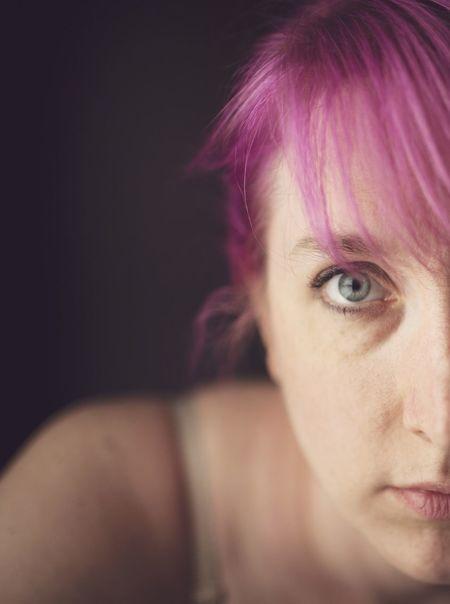 the way things change Self Portrait http://carriehilgert.com