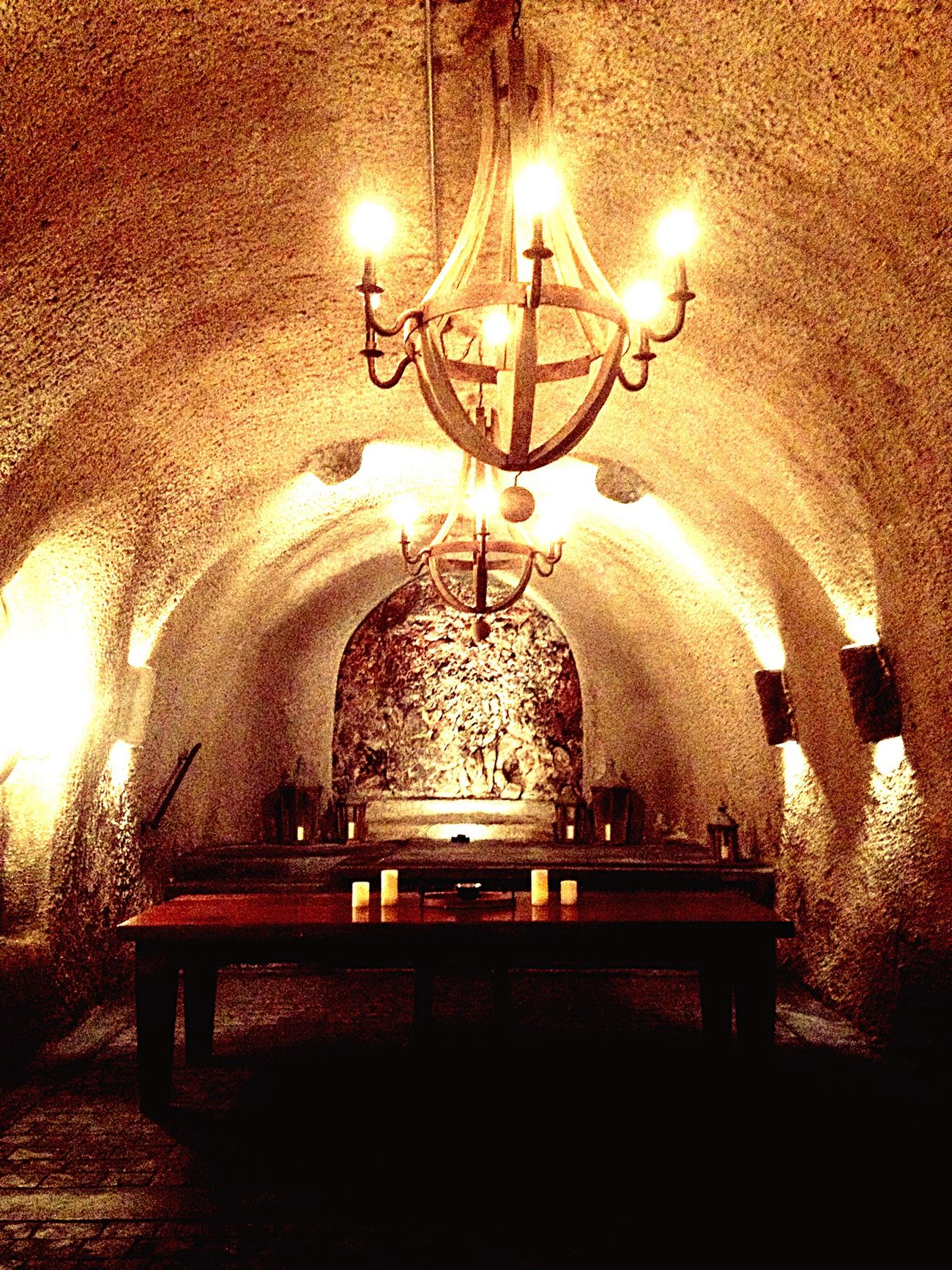 Wine Cave Going Through The Pics Sonoma Valley