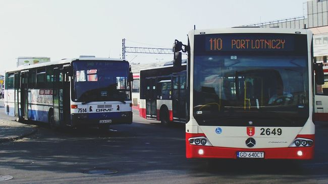 Gdansk Wrzeszcz Poland Mercedes-Benz Mercedes Conecto G Gryf O408 Buses Bus