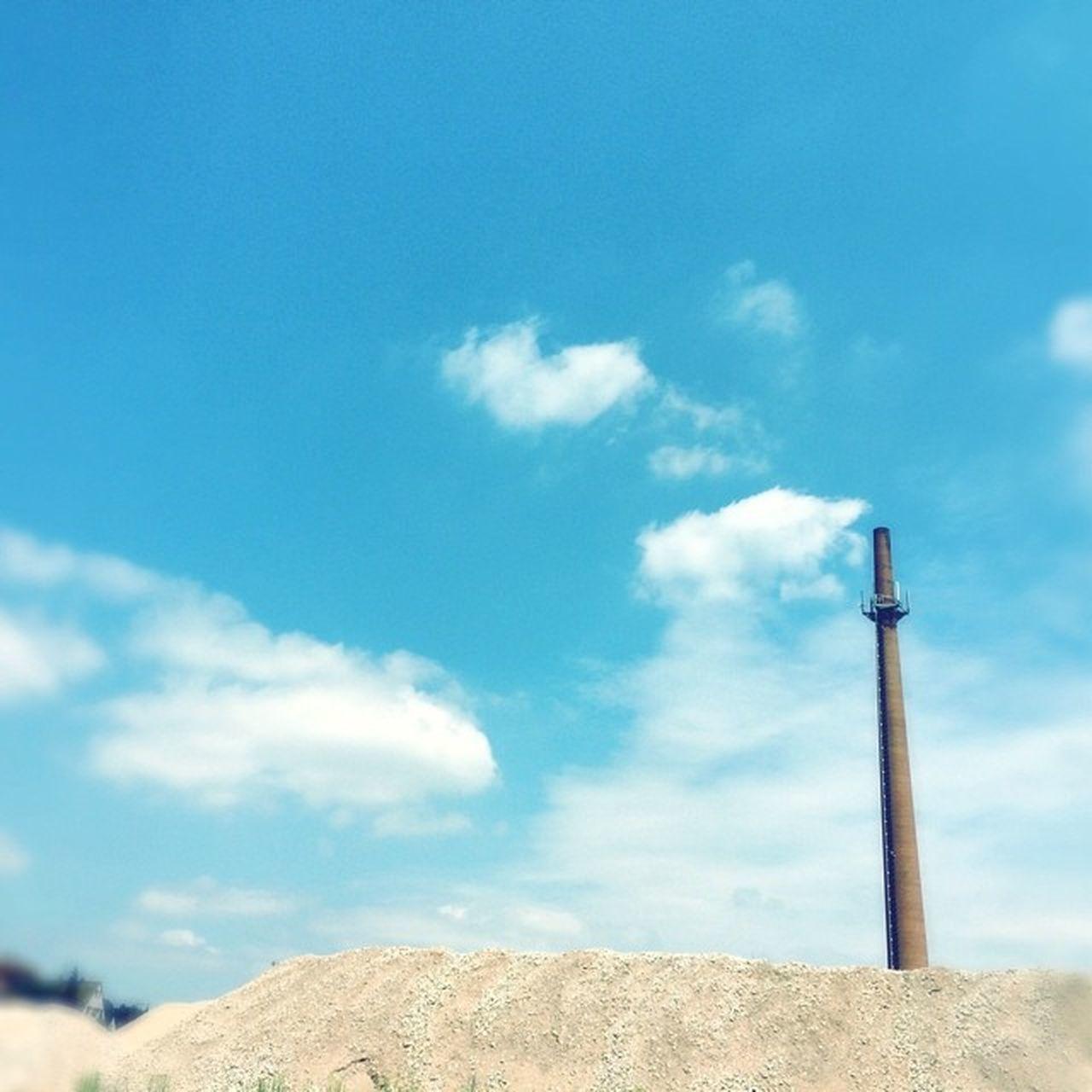 #Schornstein bei / #chimney at #erlangen