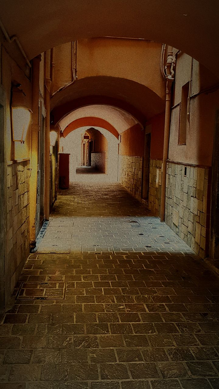 architecture, built structure, the way forward, arch, building exterior, no people, day, indoors
