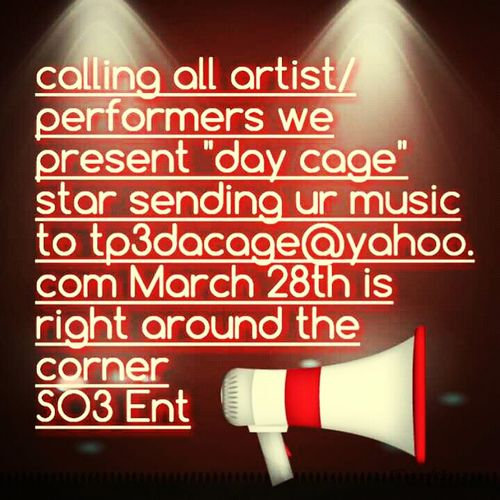 you love ur music this is ur opportunity one of many