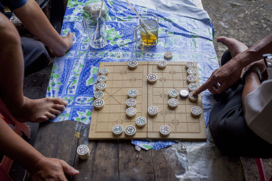 Beautiful stock photos of friends, Board Game, Checked Pattern, Competition, Day