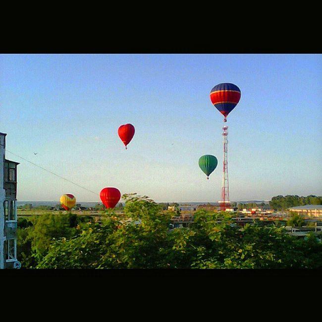 аэровальс 24_06_2015 ВоздушныйШар Полеты2015 ПолетыНаВоздушномШаре Пейзаж ЛюбителямПейзажей Landscape landscape_lovers hotairbaloons hotairballooning hotair @aerowaltz SquareInstaPic