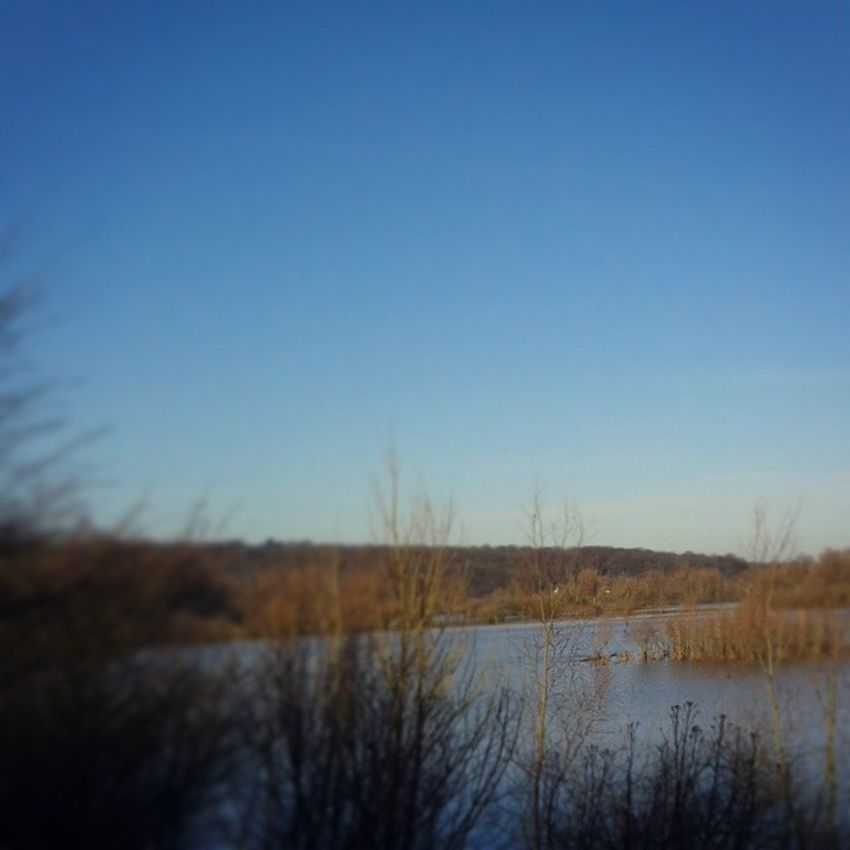 Lekker wandelen in de Blauwekamer View Water Sky lake