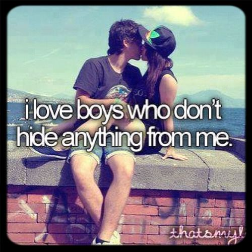 Boys I Love Boys Who