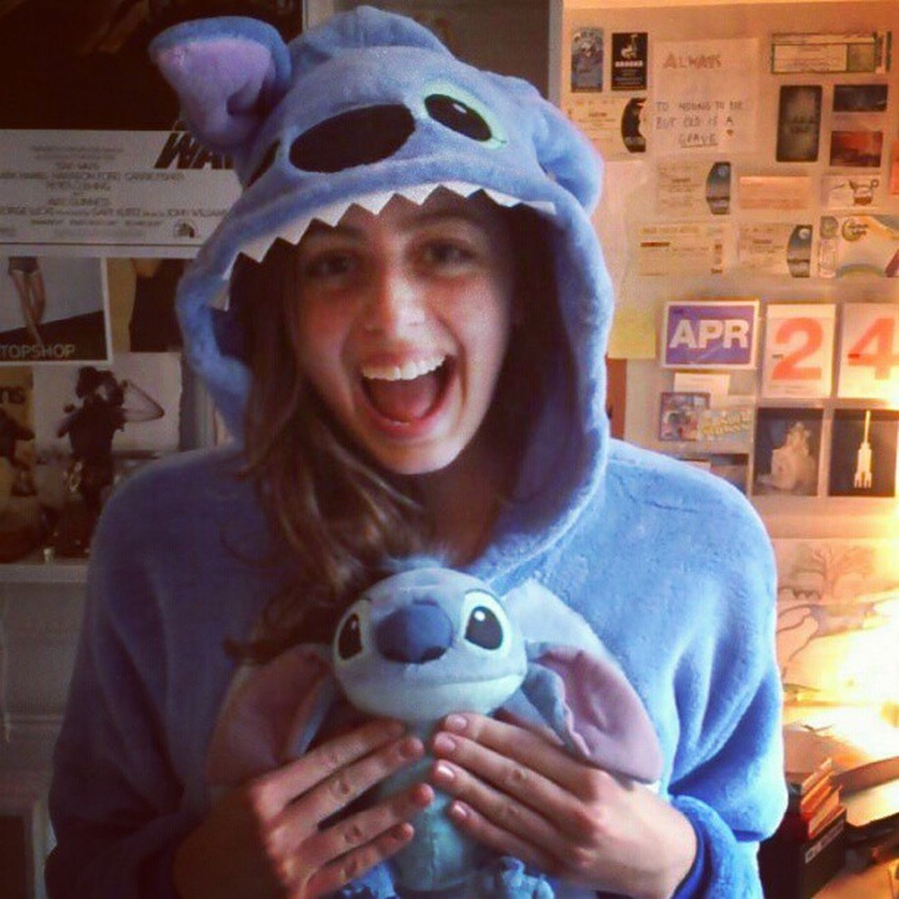 Stitchception Stitch Onesie Birthday present