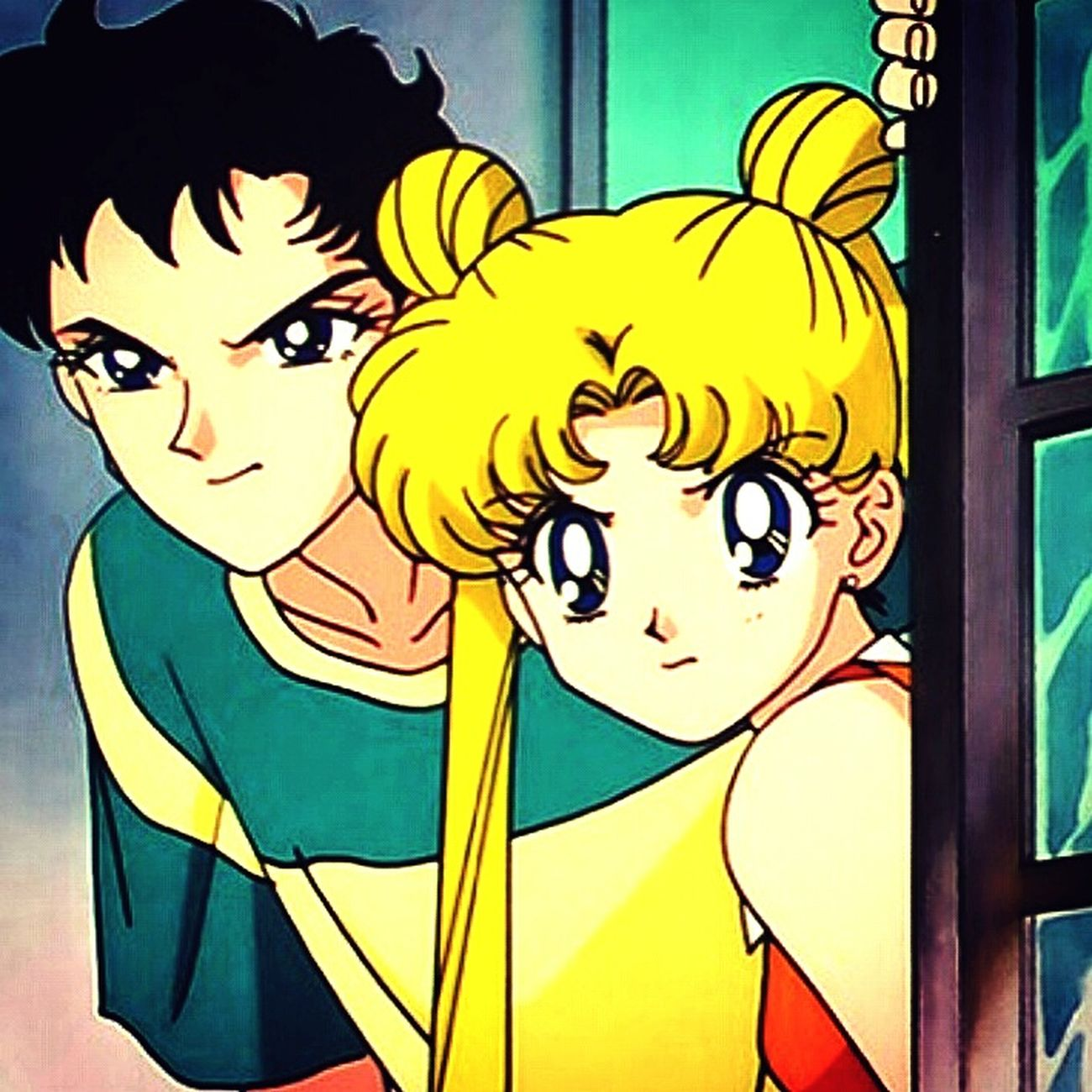 Sailormoon Sailor Moon Sailormooncrystal Sailormoon Crystal Sailormoon Love♡ Usagitsukino Bunnytsukino Seiya Seiya Kou Seiyakou First Eyeem Photo