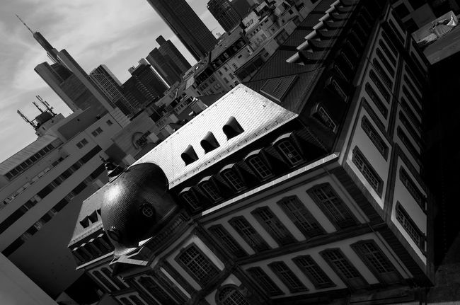 Der Untergang ... The Downfall Capitalism Check This Out Blackandwhite Monochrome Architecture_collection Urban Geometry Eye4photography  Monday_flip