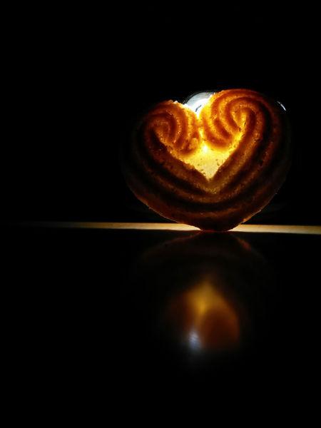 Little Heart. Sweet Food Illuminated Food Black Background Close-up Indoors  Little Littlehearts LittleHeart EyEmNewHere Heart Shape Hearts Heartbroken Heart Shaped  Heart Shapes In Nature Heartshaped Love Lovephotography  Lovelife Heartsday Heart Shaped  Silhouette Silhoutte Photography Heartbreak Heart Shaped  EyeEmNewHere
