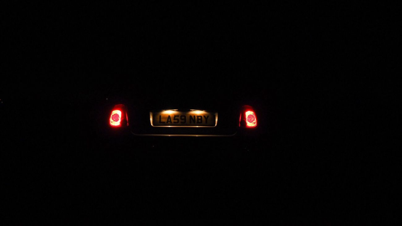 Illuminated Red Transportation Night No People Red Light Outdoors Brake Lights Brakes Tail Lights Tail Light Cars Car Abarth Nightshot Nightphotography Red AbarthOnly Pitch Black PitchBlack Welcome To Black Welcome To Black