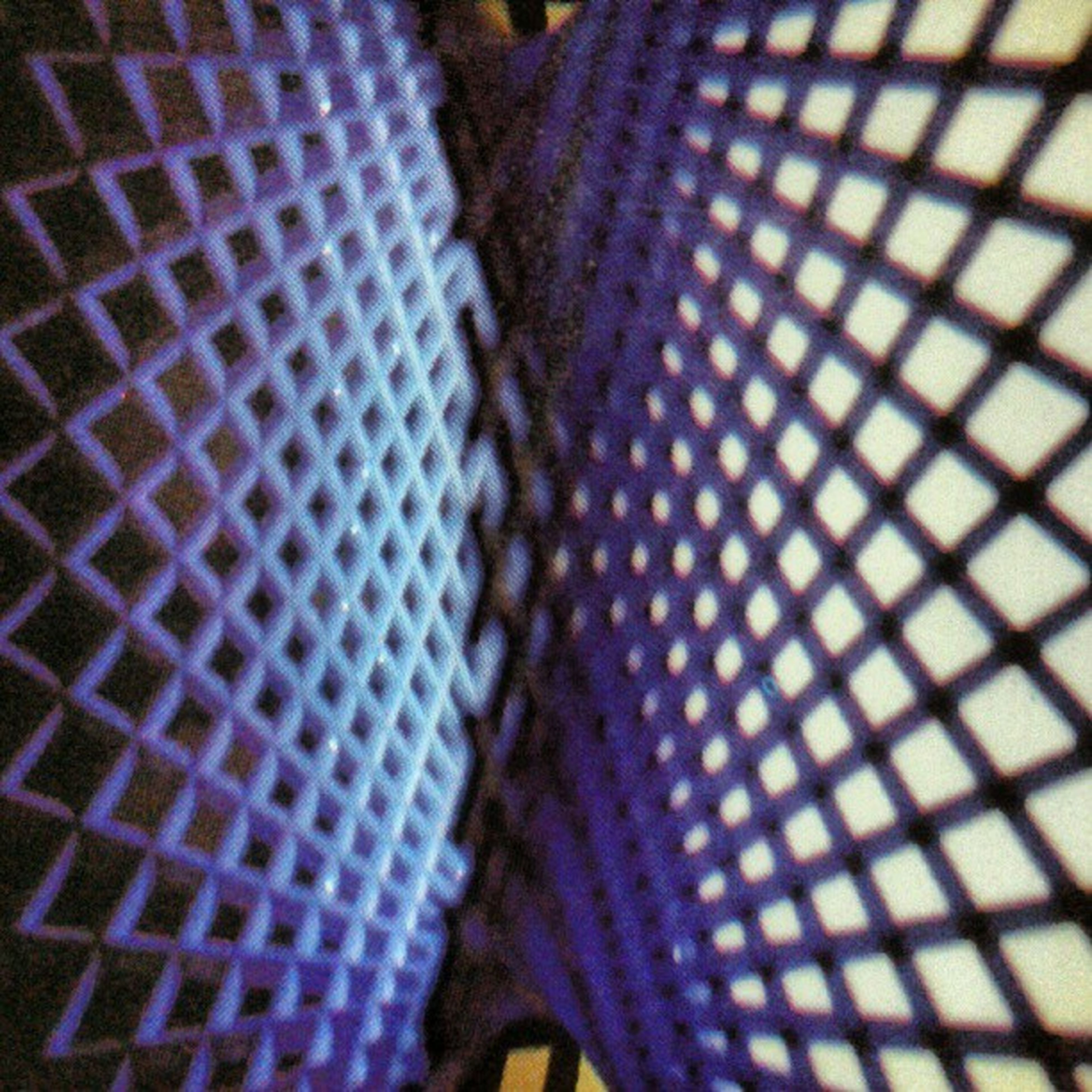 pattern, indoors, close-up, design, blue, no people, high angle view, day, full frame, animal themes, part of, backgrounds, focus on foreground, metal, architecture, built structure, textured, detail, cropped