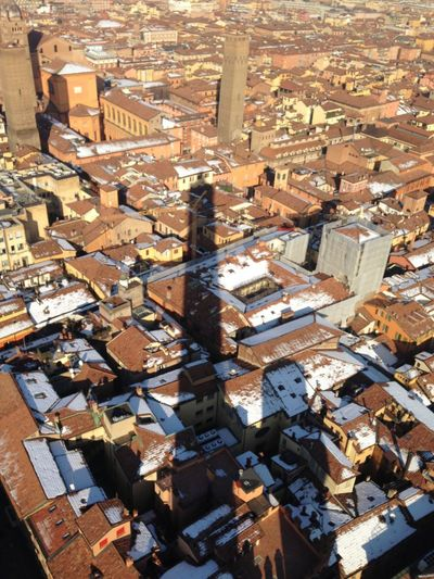 Mytravelgram Mytrip MyFavorite  Italy❤️ Italy Italia Alitalia Bologna Bologna, Italy Town Historical Tower Old Tower Climbing Myview MyGallery Shadow Europe Brown Holiday
