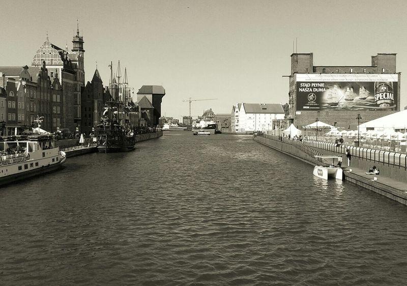 Postcard from Gdansk