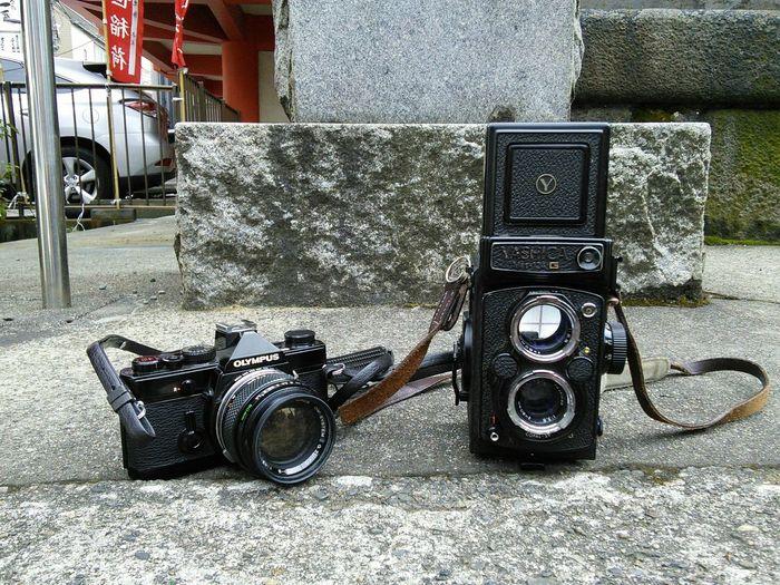 神楽坂周辺で撮影してます。