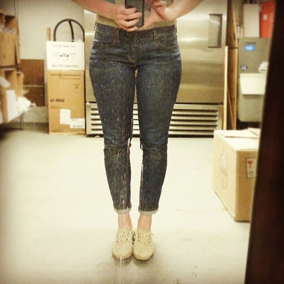I found these awesome pants in a garbage can! Dumpsterdiving ???