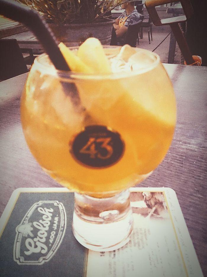 Tasting a Balon Licor43 Me Encanto 43 Golden Moments