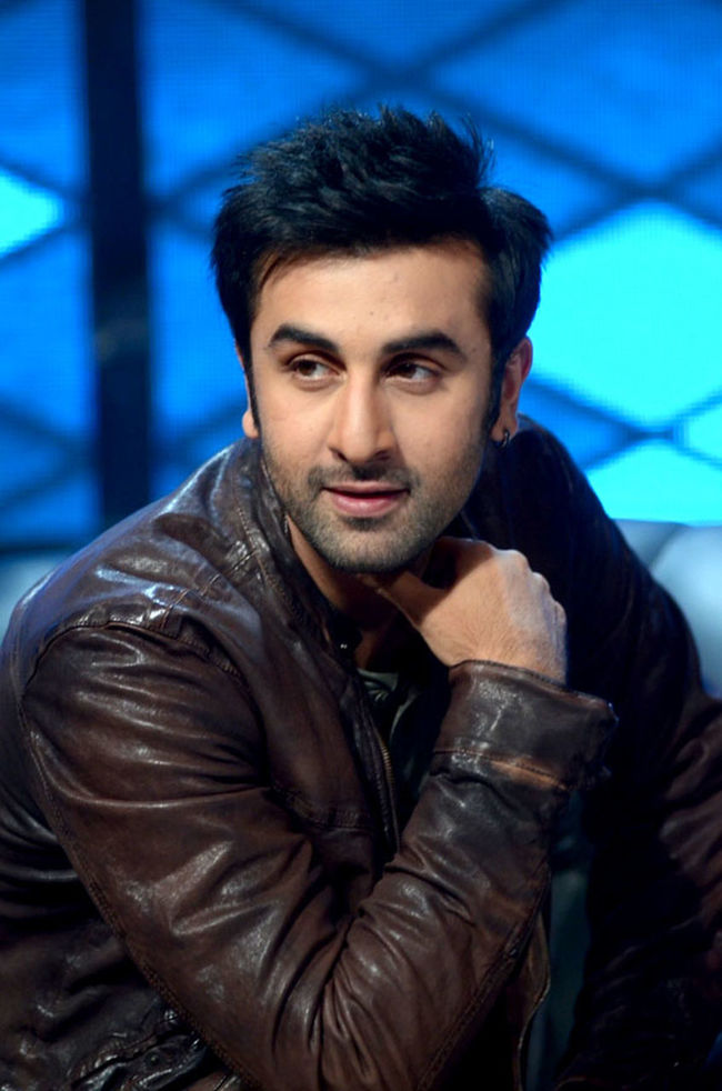 my favourite actor in the universe. Ranbir Kapoor
