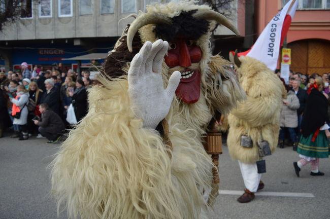 Busojaras Busó Mohács People Together Monster Hungaricum