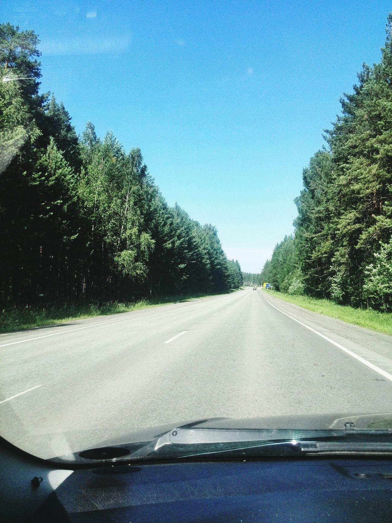 Бывает, дорога ведет вникуда.. Но это не мой случай) Relaxing Driving Music