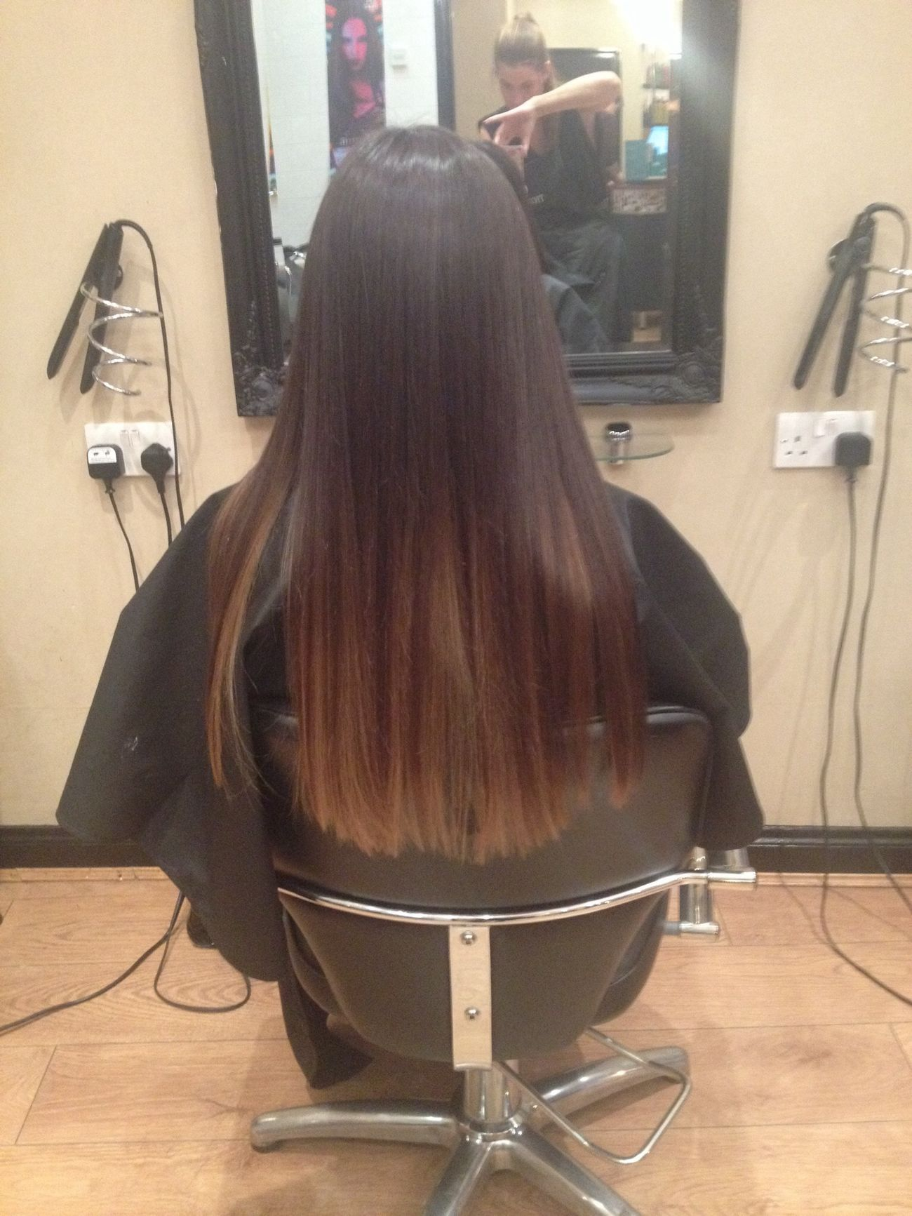 Dip Dye  Ombre Hair New Hair Style Dip Dye Hair