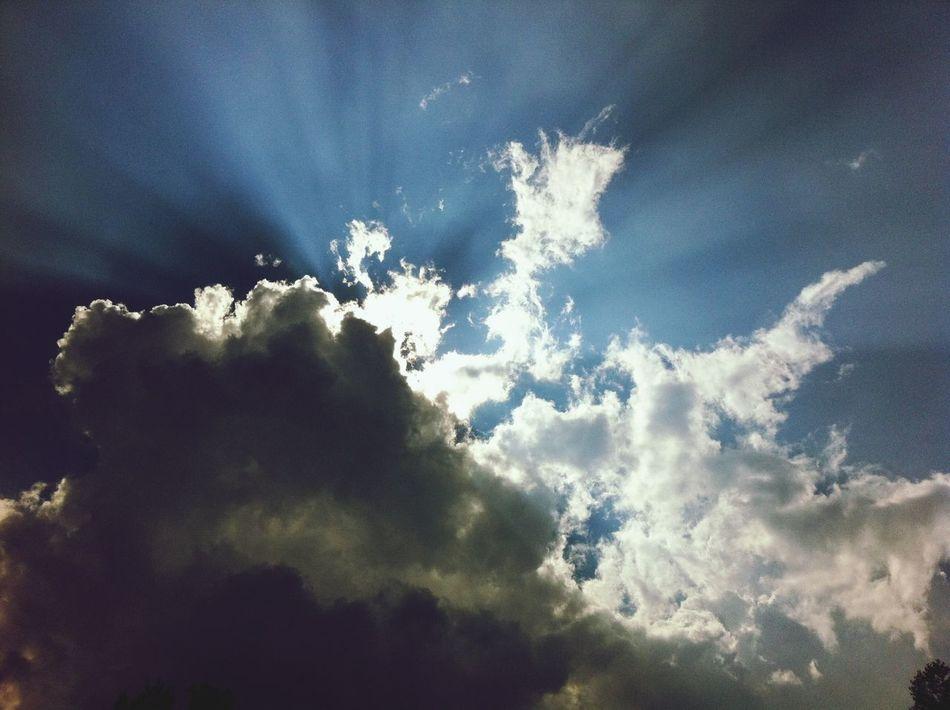 Sun Clouds Sky Holidays