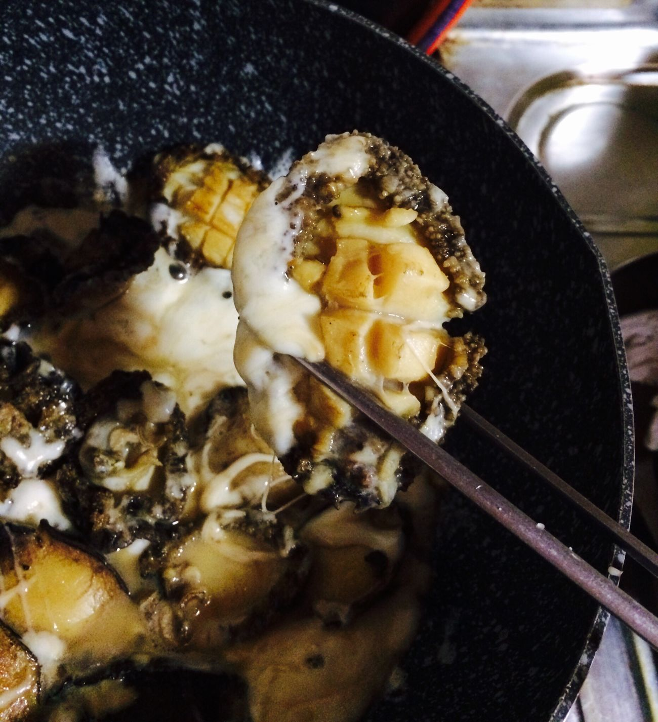 Abalone Butter Roast Taste