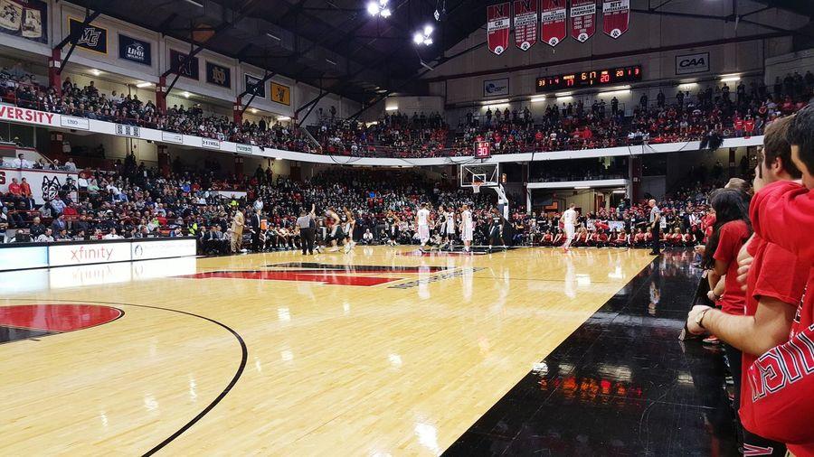 NortheasternUniversity Michigan State College Basketball Matthews Arena