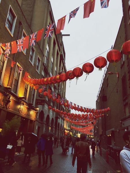 Chinatown London City Photography