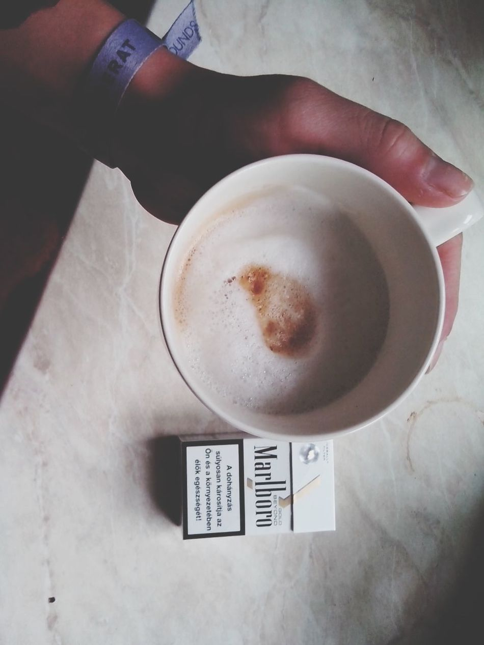 lovely stuff Coffee Coffee And Cigarettes Marlboro Good Stuff This Morning :)