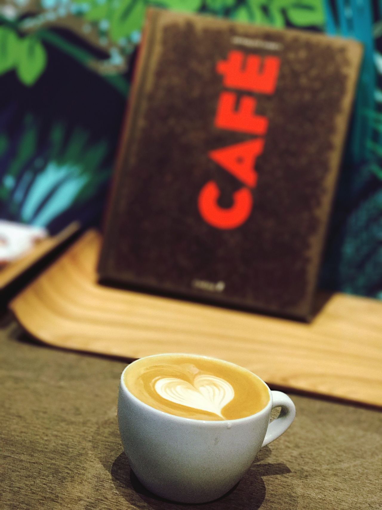 El Café ☕️ Coffee Cup Drink Coffee - Drink Food And Drink Refreshment Close-up Table No People Indoors  Freshness Froth Art Latte Frothy Drink Day Paris