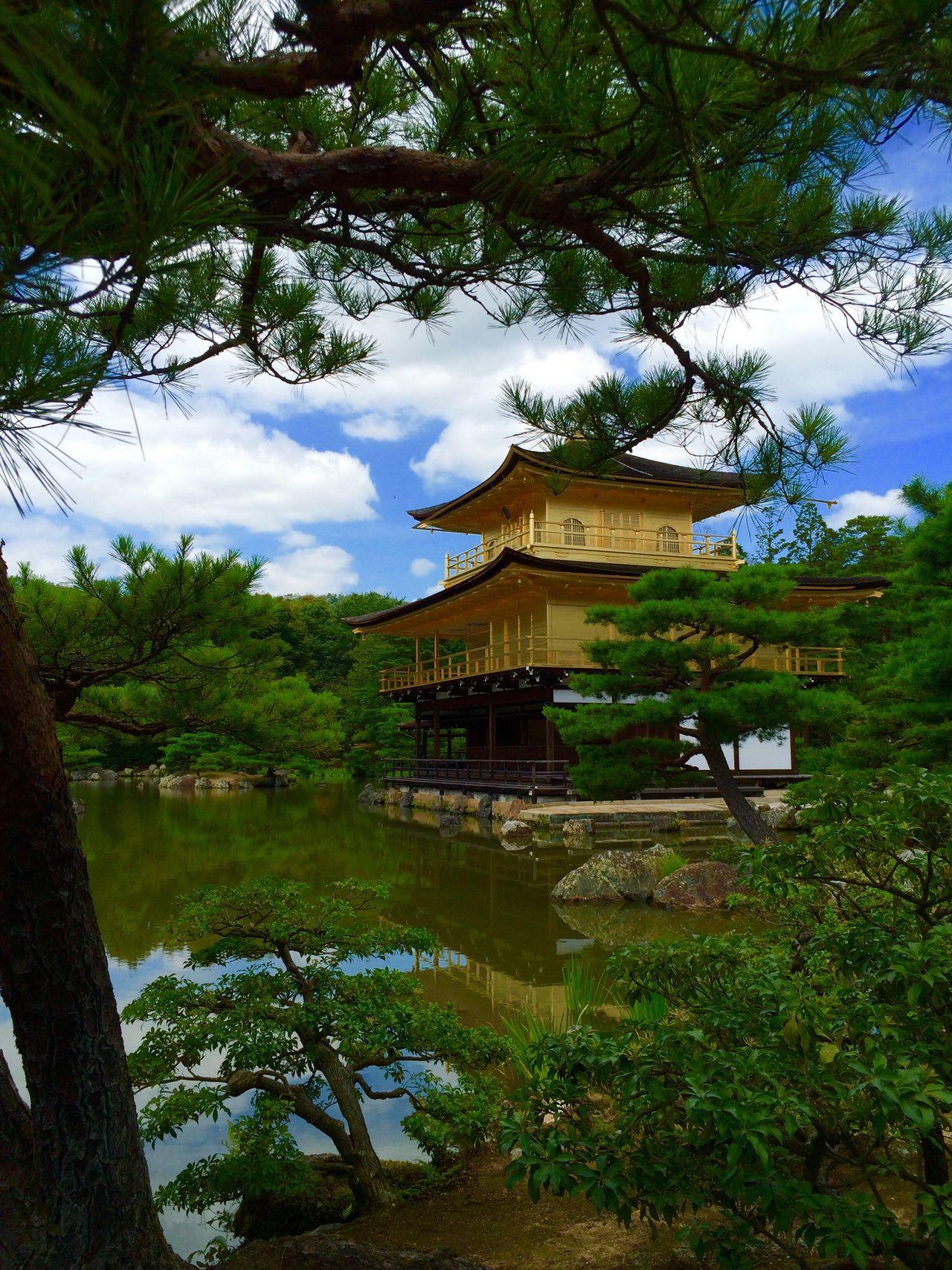 Japan Golden Temple